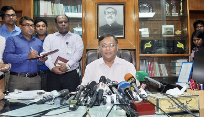 More leaders will quit BNP for its negative politics: Hasan