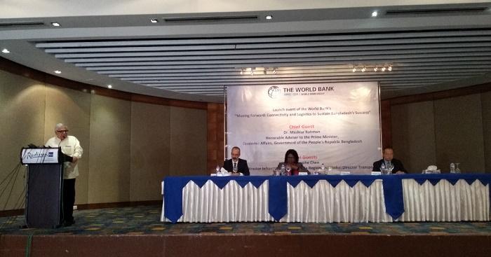 Better logistics can help Bangladesh boost exports: WB