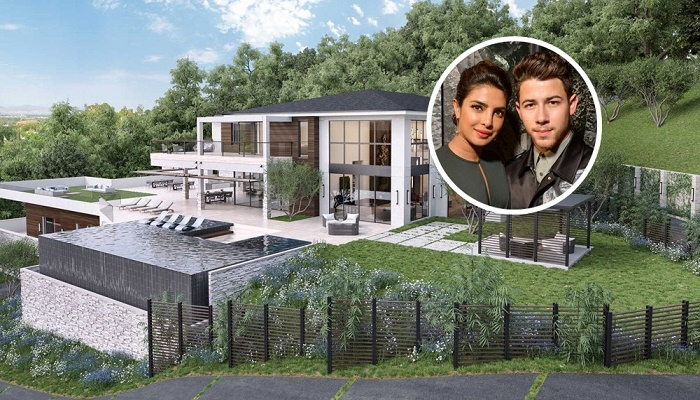 Priyanka Chopra,Nick Jonas pay $20 million for new Los Angeles home
