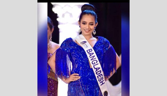 Ayshe crowned 'Mrs. Tourism Globe 2019'