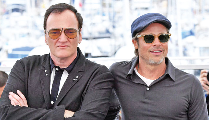 'Tarantino burnt the first script of Once Upon A Time In Hollywood'