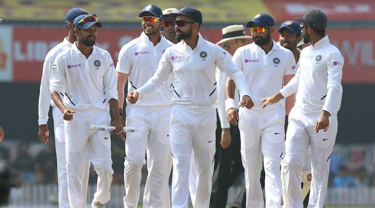 Indian pacers fold Bangladesh for 150 in first innings
