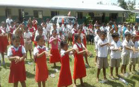 Tonga closes schools as measles epidemic spreads