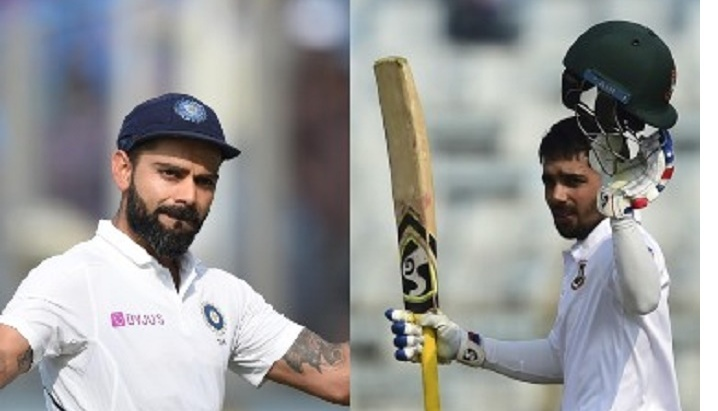Bangladesh opt to bat against India in 1st test at Indore