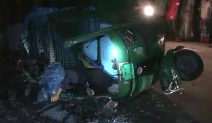 Father, daughter among 3 killed in Gazipur road crash