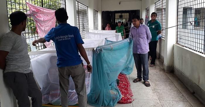 Woman dies of dengue in Savar