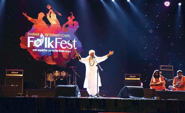 Dhaka International FolkFest kicks off