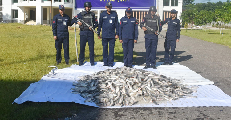 30 maunds Jatka seized from Dhaka-bound launches