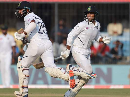 India 86/1 at stumps in reply to Bangladesh's 150