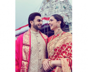 What makes Deepika Padukone's anniversary saree special