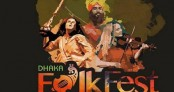 5th Dhaka International Folk Fest starts today