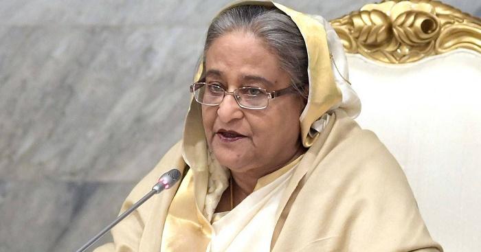 PM vows to build poverty-free Bangladesh