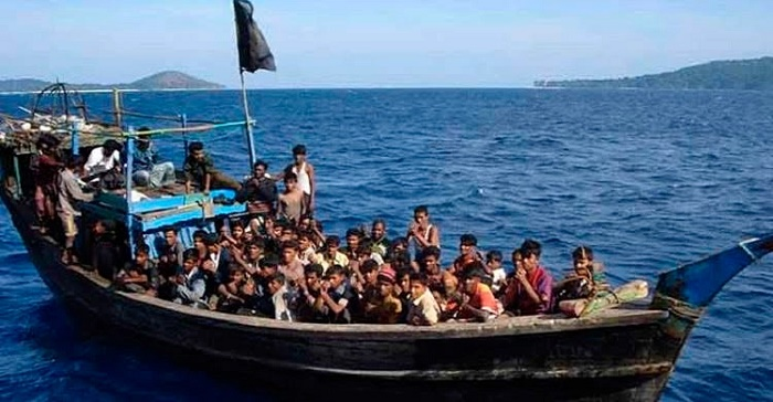 119 Malaysia-bound Rohingyas rescued in Cox's Bazar