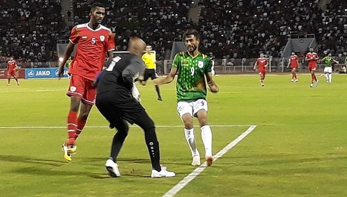 Oman beat Bangladesh 4-1 in FIFA, AFC Qualifiers
