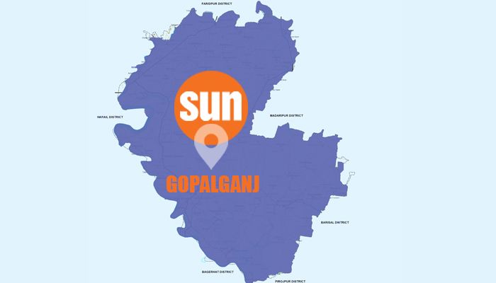 Food inspector killed in Gopalganj road accident