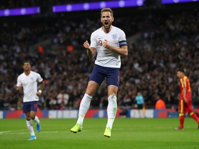 'Clinical' England smash seven past Montenegro to reach Euro 2020 in style