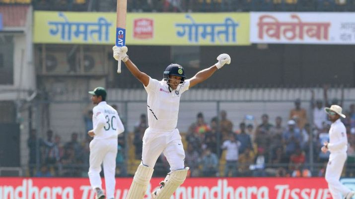 Agarwal century helps India extend lead in Bangladesh Test