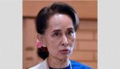 Suu Kyi named in Argentine lawsuit