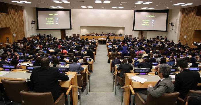 Resolution on HR situation in Myanmar adopted