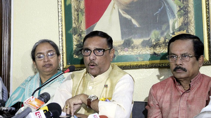MPs won't be allowed in Awami Leage upazila level committees: Quader