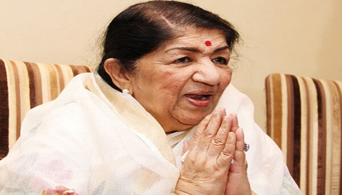 Lata Mangeshkar's health is 'progressing steadily'