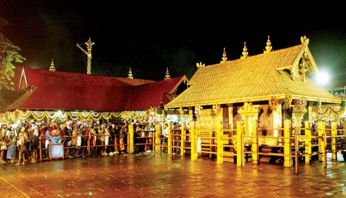 Sabarimala temple in India's Kerala opens today