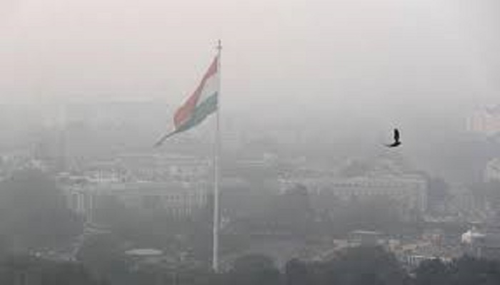 Delhi's air quality still in 'severe' category