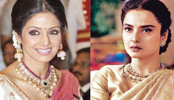 Sridevi, Rekha to get ANR Awards