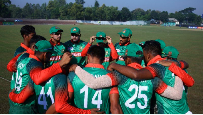 Emerging Cricket: Bangladesh post 2nd win beating India by 6 wickets
