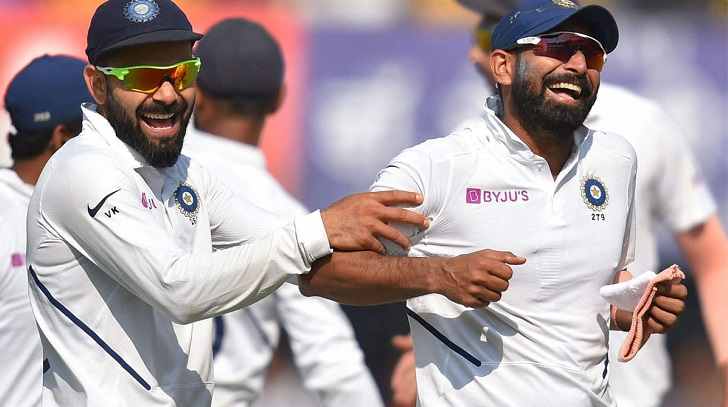 Kohli lauds 'clinical' India after crushing Test win over Bangladesh