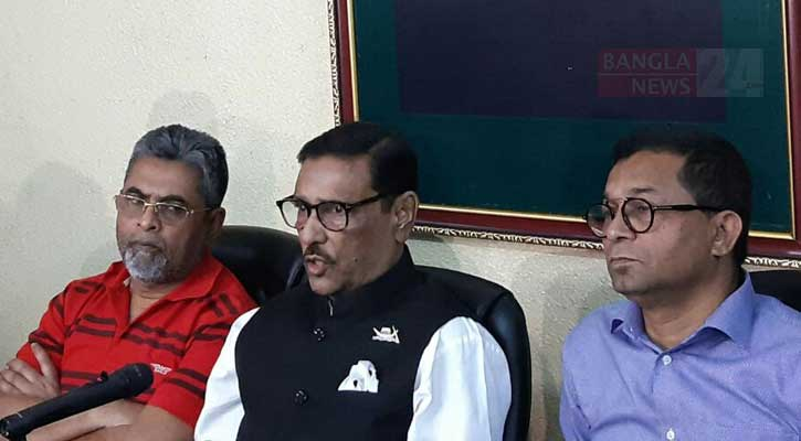 Joy not yet interested to join AL leadership: Quader