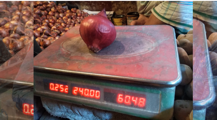 Onion still selling at 'Tk 260' in retail markets