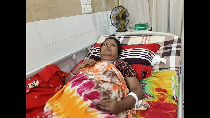 Bus helper arrested over accident of BIWTC official Krishna Roy