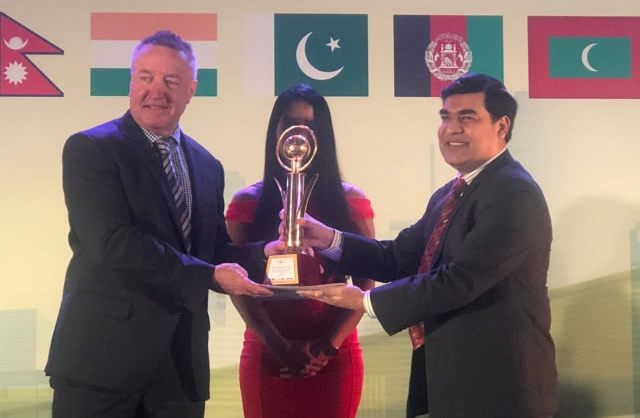Labib Group achieves International Award again