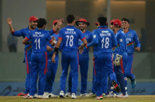 Afghanistan upset West Indies in T20I clash