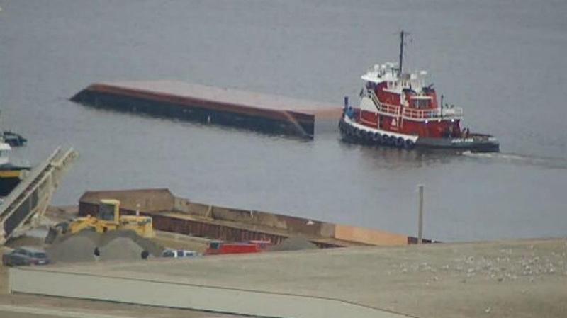 3 go missing as sand-laden vessel sinks in Meghna