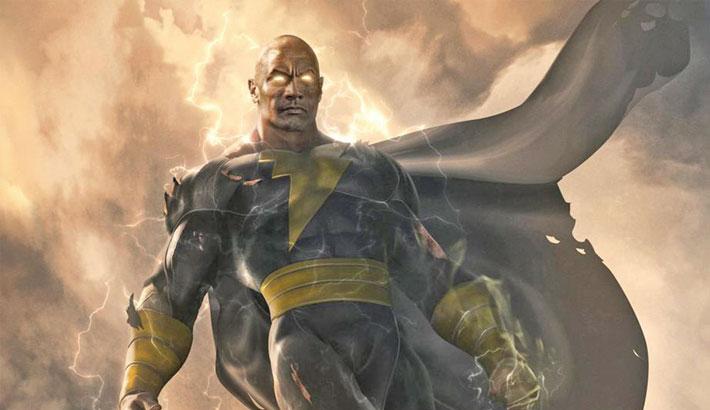 Black Adam: Dwayne Johnson's superhero dreams come true