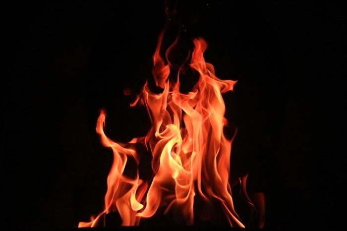 Fire ravages Noakhali market