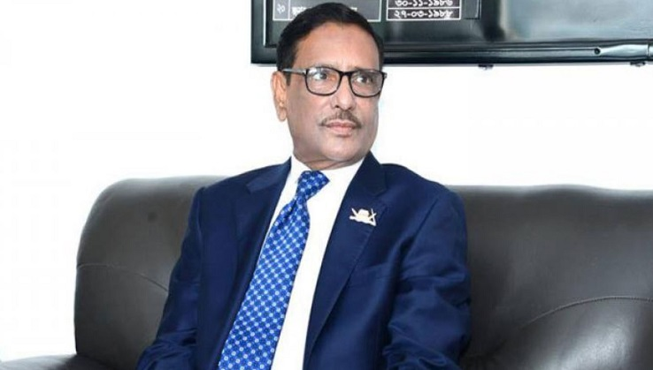 Road Transport Act goes operational from today: Obaidul Quader