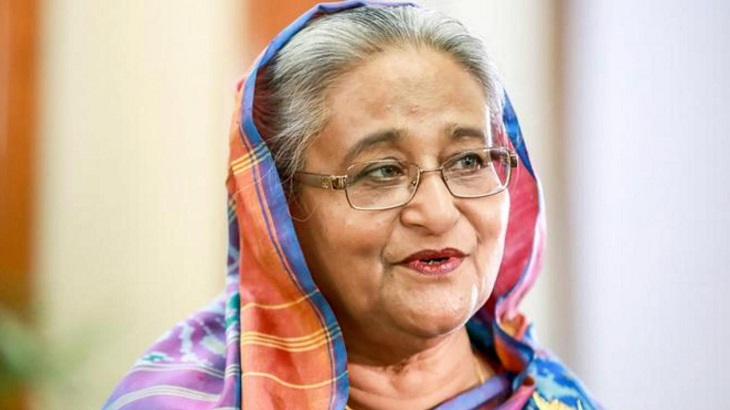 Prime Minister Sheikh Hasina joins Dubai Airshow opening ceremony