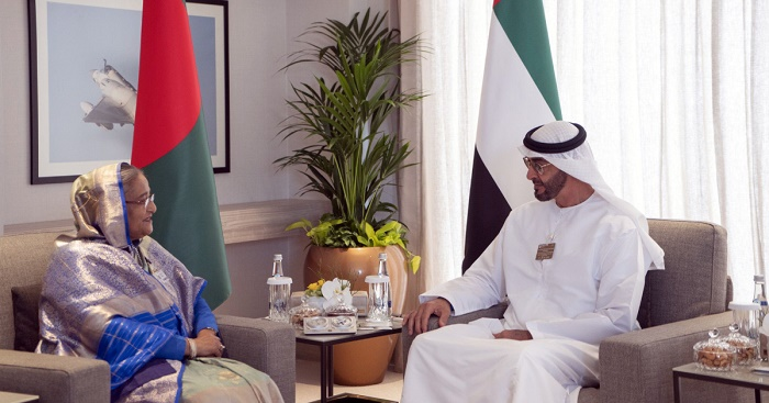 UAE to reopen market to Bangladeshi workers: Crown Prince hints PM