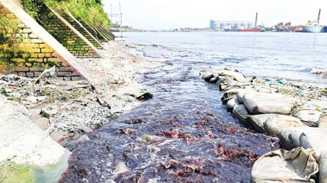 HC asks DoE to shut 27 factories, pvt hospitals on Buriganga bank