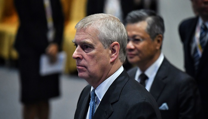 Prince Andrew 'categorically' denies sex claims