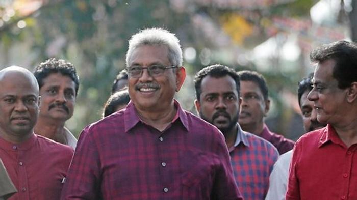 Rajapaksa spokesman claims victory in Sri Lanka election