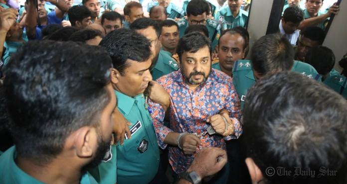Samrat on 6-day remand in graft case
