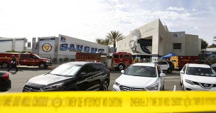 5 killed, including 3 children, in Southern California shooting