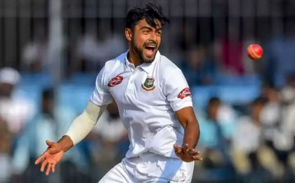 Lack of pace doesn't worry Bangladesh: Abu Jayed