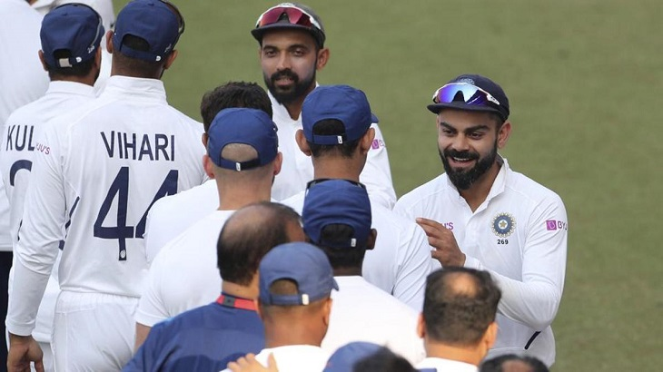 'Hunger' drives India to feast at top of Test table