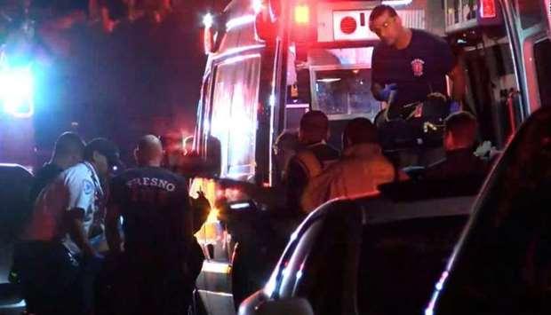 4 shot dead, several injured as gunmen open fire at backyard party in California
