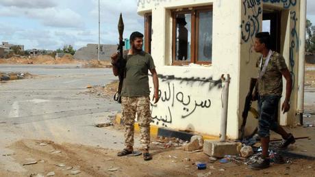 Libya air raid kills 7, including Bangladeshi workers